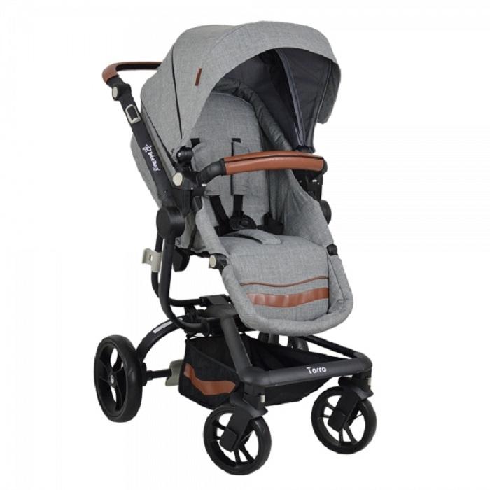 9049effe87e Bebe Stars Καρότσι Αλουμινίου Torro Grey - Baby Home - Παιδικά ...